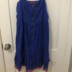 Corset Sun Dress
